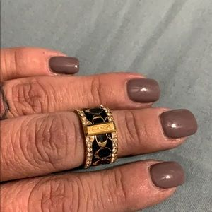 Jewelry - Coach Band Ring
